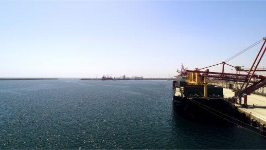 Aggregate Vessel Loading