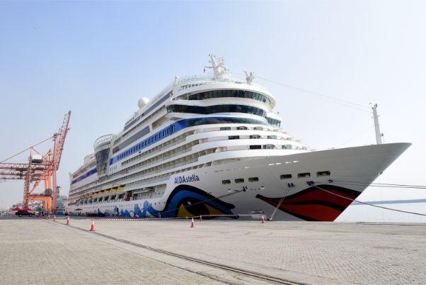 Cruise Vessel call