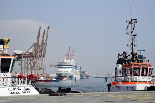 Cruise Vessel Docking