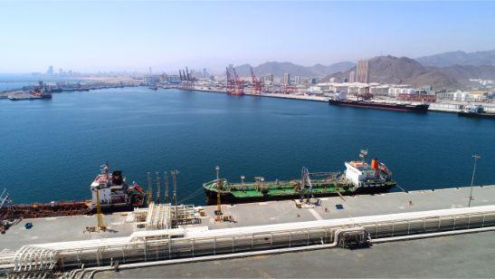 POF Harbour Basin