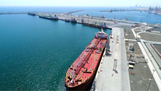 Vessels Operating at OT-2 Berths
