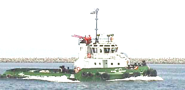 Tug Available for Charter